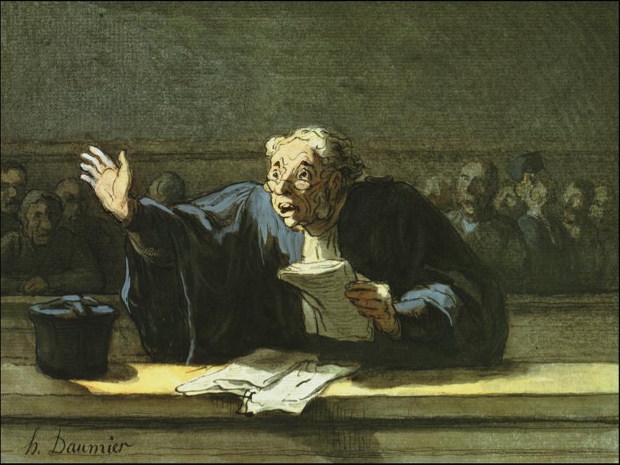 Schilderij rechter